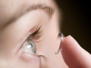 Vrste kontaktnih sočiva