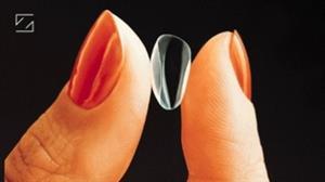 Vrste sočiva , Meka kontaktna sočiva