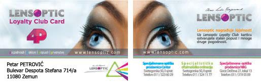 Pogodnosti za članove Lensoptic club-a
